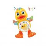 Jucarie pentru copii rata dansatoare WP 5003